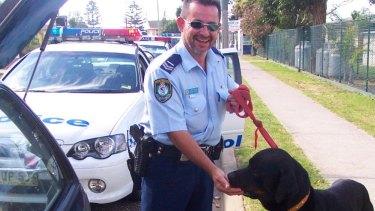 Murray Deakin used a hammer to kill retired police officer Mick Horne, 54.