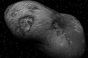 The Apophis asteroid is large enough to cause catastrophic damage if it were to hit Earth.