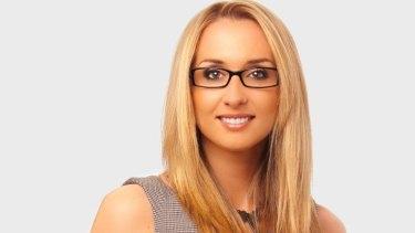 Julia Szlakowski believes AMP has trivialised the harassment she endured.