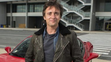 Grand Tour and former Top Gear host Richard Hammond.