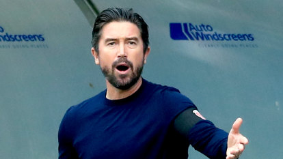 'Crazy, crazy decision': Support for sacked Kewell from league rival