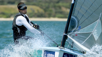 Tweddell rides Australia's ruthless Olympic sailing selection process