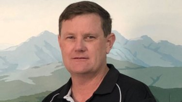 Former Ravensthorpe chief executive Gavin Pollock.