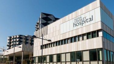 Fiona Stanley Hospital.