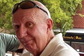 Peter Hofmann was stabbed to death at his car in Maroubra in June 2017.