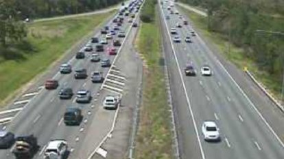 Brisbane traffic: Bruce Highway 8km delays, M1 congestion clears