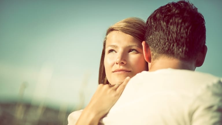 Research is showing some people remain in relationships in which they are not happy for 'altruistic' reasons.