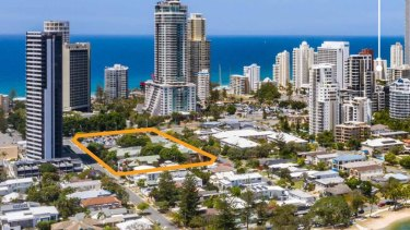The 11,470 square metre site would have had a twin-tower luxury development but the developer Ralan Group went into administration earlier this year.