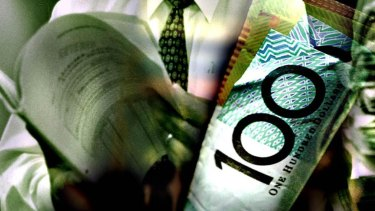 Massive public sector debt is no longer just a WA thing.