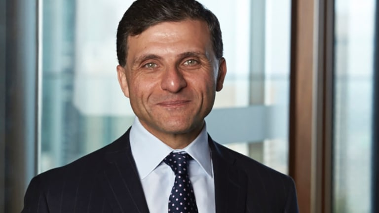NSW Bar Association president Arthur Moses has been a vocal critic of the merger.