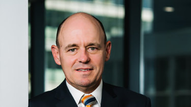 Former Forum executive general manager of operations Craig Rollinson.