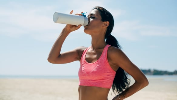 How can you tell if you are dehydrated?