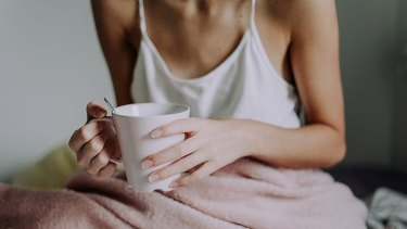 Staying in bed with a cup of tea is probably as good a cure as any for a hangover. That is, not very good.