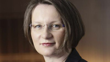 Moira Saville a partner at King & Wood Mallesons.