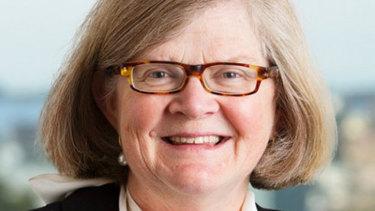 Landcom chairwoman Suzanne Jones.
