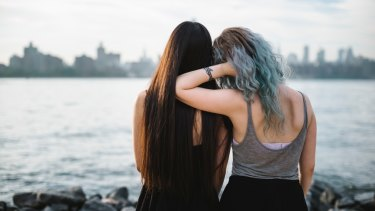 Powerful female friendships, once ruptured, can take a lot of putting back together, but it is possible.
