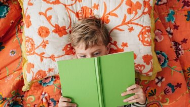 While girls and women routinely read books with both male and female protagonists, boys and men typically only read books about boys and men.