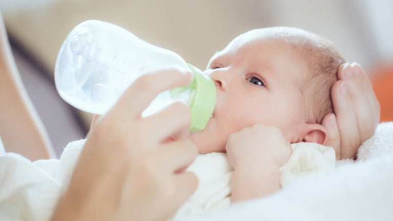 Infant formula companies have welcomed new China e-commerce rules.