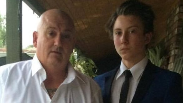 'Can't believe it's real': Son mourns death of father in pub brawl