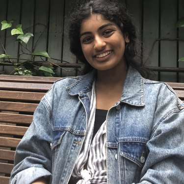 Natalie Padmaperuma performed strongly in Chemistry and Maths.