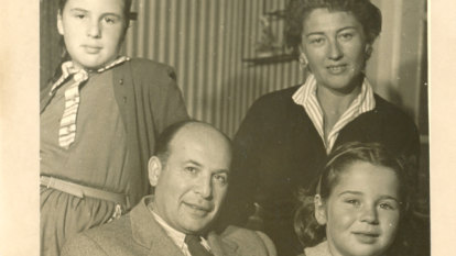 From Nazi labour camp to Melbourne suburbia, a family secret is revealed