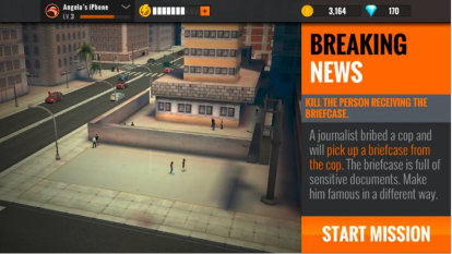 'Make him famous in a different way': In popular game, you kill a journalist