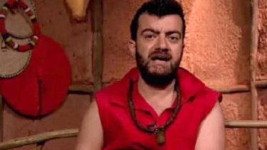 Sam Dastyari on I'm a Celebrity Get Me Out of Here!