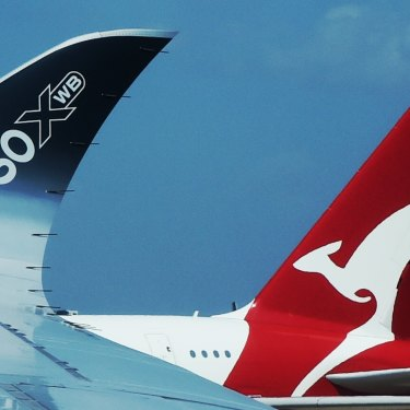 Qantas has chosen the A350-1000 as its preferred jet for Project Sunrise, but says the flights can't go ahead with a new deal with pilots.