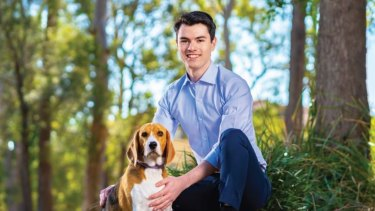 Logan councillor-elect Jacob Heremaia is the youngest person elected to local government in the 2020 election.