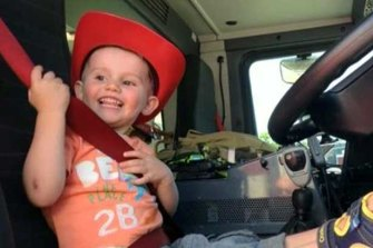 William Tyrrell remains missing and no one has ever been charged over his disappearance.