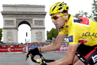 Cadel Evans is the only Australian to have won the Tour de France.