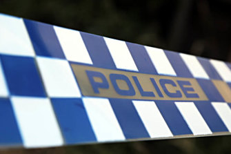 A man has been shot after people arrived at his Canberra home.