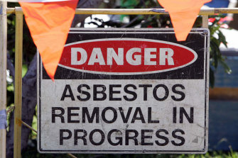 The NSW government hopes removing a levy on asbestos waste will cut the incentive to dump the dangerous material illegally.