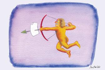 Illustration by Jim Pavlidis.