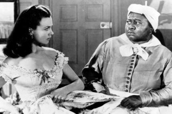 Heroic depictions of antebellum life in Gone with the Wind have been condemned as glorifying slave ownership.