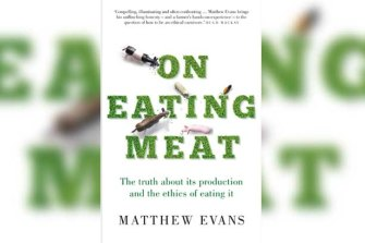 On Eating Meat is published by Murdoch Books and in bookstores now.