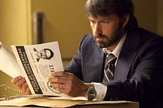 Ben Affleck took home the best picture Oscar for Argo, which he directed and starred in eight years ago.
