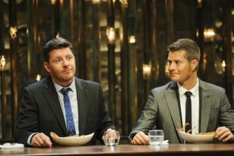 Manu Fiedel was a judge on My Kitchen Rules with controversial chef Pete Evans.