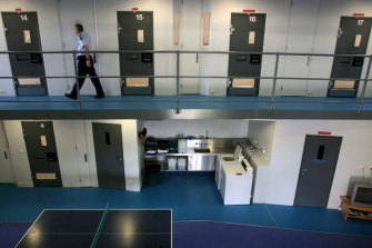 Victoria's prison disciplinary process has come under scrutiny.