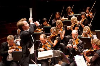 Finish conductor Pietari Inkinen debuts with the Sydney Symphony Orchestra.