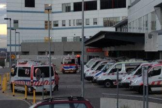 The Austin Hospital..
