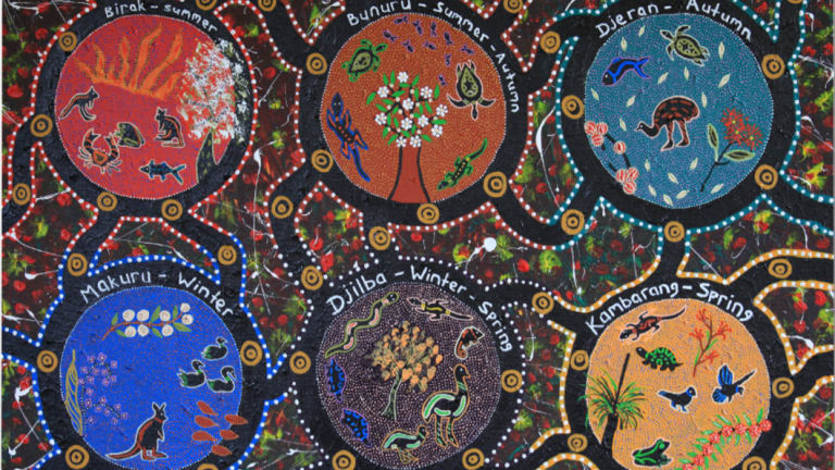 Celebrate the Noongar six seasons at Fremantle Markets.