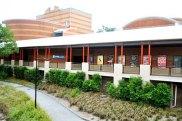 The Riverside Theatres in Parramatta.