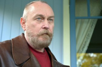 Ed Kuepper, who will be live on stage with drummer Jim White this month.