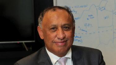 Bevan Mailman, Bidjara lawyer and managing principal of Jaramer Legal