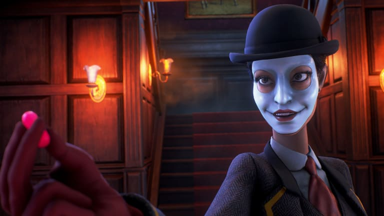 We Happy Few is filled with British retro-future style and brilliant characters, but the rest of the game can't keep up.