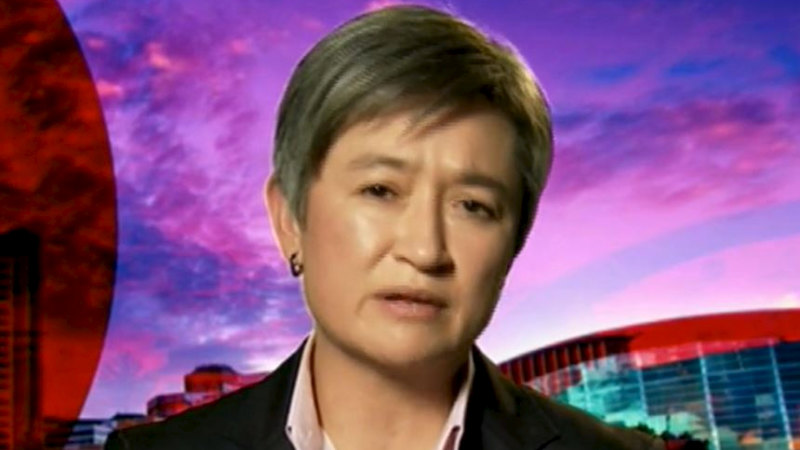 China in the spotlight as Penny Wong and Dave Sharma go head-to-head on Q+A
