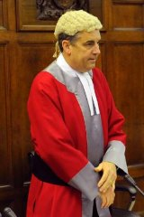 Court of Appeal president Justice Chris Maxwell.