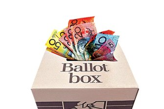 The NSW government has doused a recommendation party fees to be used for campaigning.