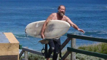 Veteran Margaret River surfer Tony Hardy pleaded guilty to the murder of David Graves in January 2018.